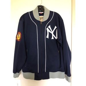 Mitchell Ness Cooperstown New York Yankees jacket